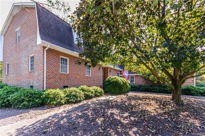 Hopewell Single Family Home For Sale: 3200 Walnut Street