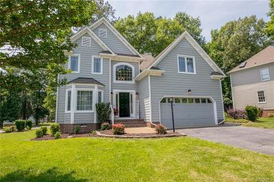Chesterfield Single Family Home For Sale: 8318 Houghton Place