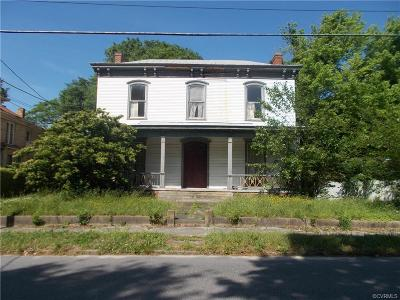 Single Family Home For Sale: 216 S Jefferson Street