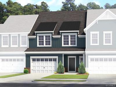 Glen Allen Condo/Townhouse For Sale: 4026 Tin Roof Way