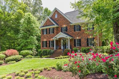 Hanover County Single Family Home For Sale: 14791 Kelleys Ford Lane