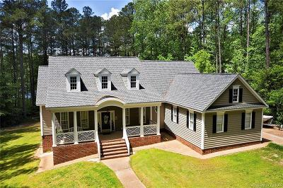 Single Family Home For Sale: 11678 River Crest Drive
