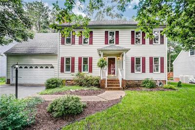 Midlothian Single Family Home For Sale: 14210 Candlewick Road