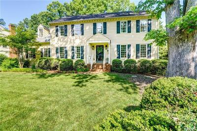 Henrico Single Family Home For Sale: 2802 Cottage Cove Drive