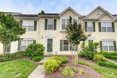 Henrico Condo/Townhouse For Sale: 8009 Grassmount Court