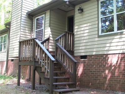 Mechanicsville Single Family Home For Sale: 10227 Atlee Station Road