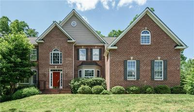 Goochland Single Family Home For Sale: 507 Hickory Drive