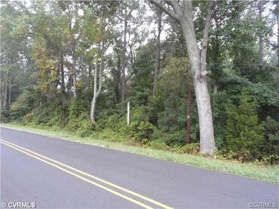 Henrico Land For Sale: 7450 Elko Road