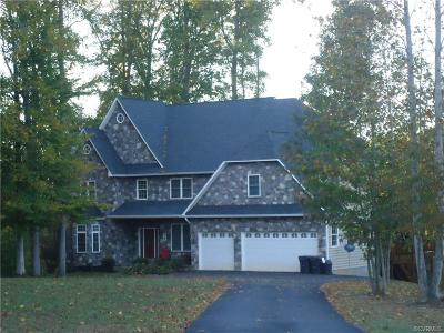 Single Family Home For Sale: 1915 Lake Forest Drive
