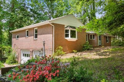 Chester Single Family Home For Sale: 12930 S Chester Road