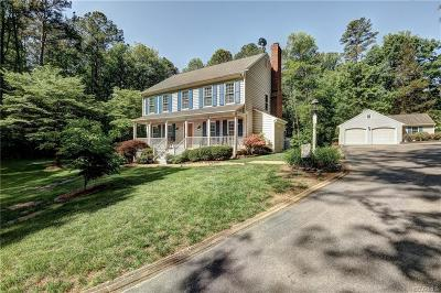 Glen Allen Single Family Home For Sale: 10371 Lake Drive