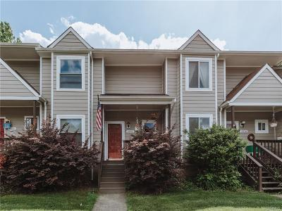 Henrico County Condo/Townhouse For Sale: 2054 Airy Circle #2054
