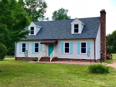 Mechanicsville Single Family Home For Sale: 6473 Boatswain Lane