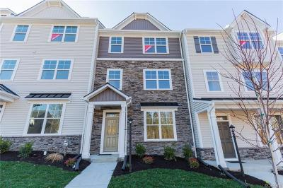 Chesterfield County Condo/Townhouse For Sale: 6228 Anise Circle #28