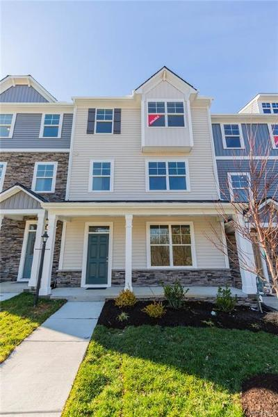 Chesterfield County Condo/Townhouse For Sale: 6216 Anise Circle #31