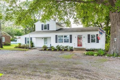 Mechanicsville Single Family Home For Sale: 5018 Mechanicsville Turnpike