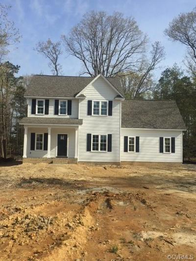 Henrico County Single Family Home For Sale: 8200 Madeline Court