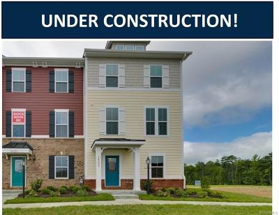 Chesterfield County Condo/Townhouse For Sale: 501 Crofton Village Trace #CG