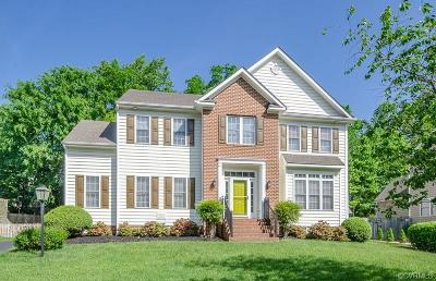 Henrico County Single Family Home For Sale: 1744 Rolfield Way