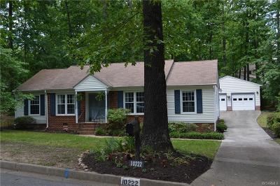 Henrico Single Family Home For Sale: 10222 Falconbridge Drive