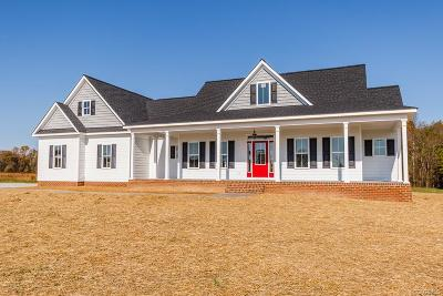 Hanover County Single Family Home For Sale: Mechanicsville Turnpike