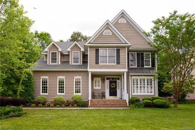 Hanover County Single Family Home For Sale: 11119 Manor View Drive