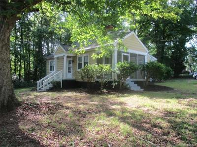 Single Family Home For Sale: 134 Park Drive