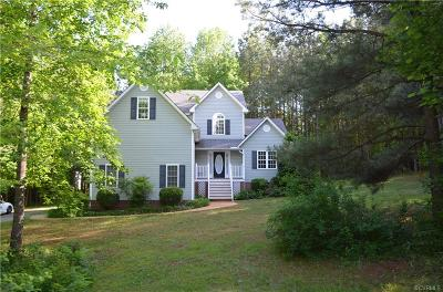 Powhatan Single Family Home For Sale: 3325 Pineacre Drive