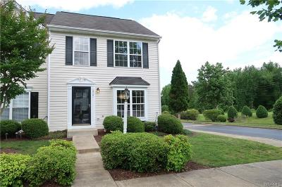 Henrico County Condo/Townhouse For Sale: 2701 Church View Lane