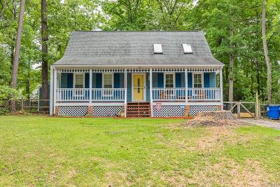 North Chesterfield Single Family Home For Sale: 8711 Talon Lane