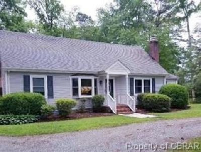 Mathews Single Family Home For Sale: 361 Godsey Creek Road