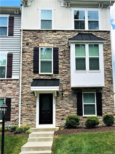 Chesterfield County Rental For Rent: 3512 Sterling Brook Drive