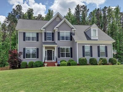 Chesterfield County Single Family Home For Sale: 11301 Leonards Run Drive