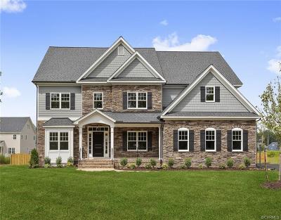 Glen Allen Single Family Home For Sale: 5009 Ellis Meadows Court