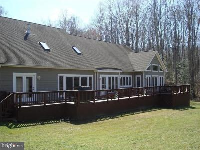 Bumpass Single Family Home For Sale: 4117 Moody Town Road
