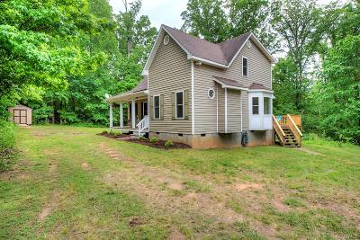 Goochland Single Family Home For Sale: 2425 Davis Mill Road
