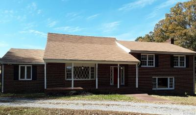Mechanicsville Single Family Home For Sale: 10407 Chamberlayne Road