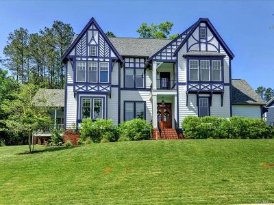 Midlothian Single Family Home For Sale: 16261 Old Castle Road