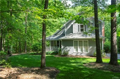 Powhatan County Single Family Home For Sale: 1968 Huguenot Hundred Drive