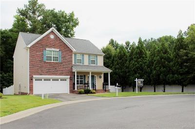 Glen Allen Single Family Home For Sale: 12016 Hunton Crossing Place