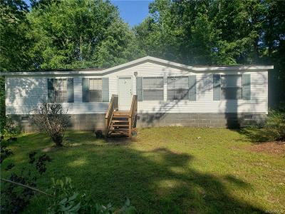 Single Family Home Pending: 18481 Hunting Quarter Road