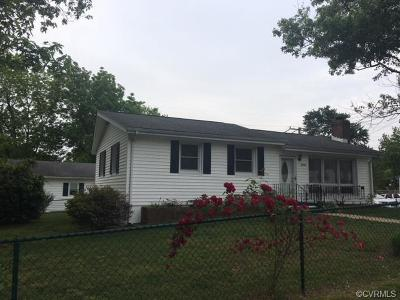 Single Family Home For Sale: 2806 Bluefield Street