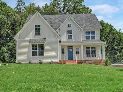 New Kent County Single Family Home For Sale: 7570 Winding Jasmine Road