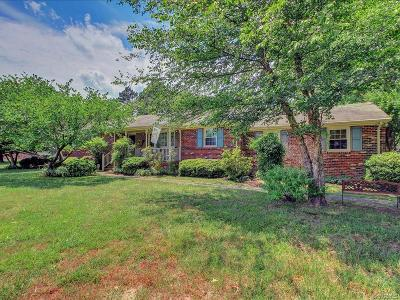 Chester Single Family Home For Sale: 11700 Riverway Road