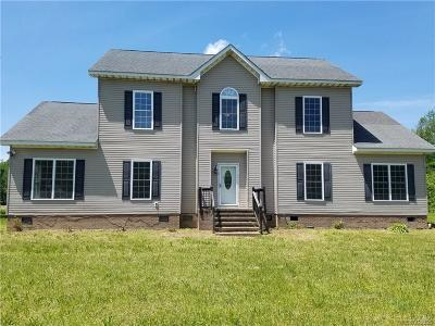 Surry County Single Family Home For Sale: 2359 Loafers Oak Road