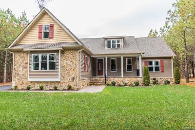 Hanover County Single Family Home For Sale: 15189 Fawn Hollow Trail