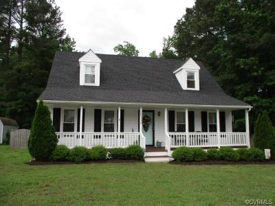 Single Family Home Sold: 20116 Shire Oak Drive