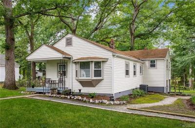 Single Family Home For Sale: 9100 Germont Avenue