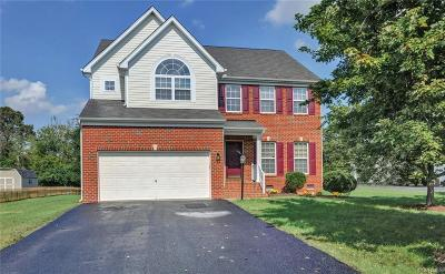 Henrico Single Family Home For Sale: 6513 Oakland Chase Place