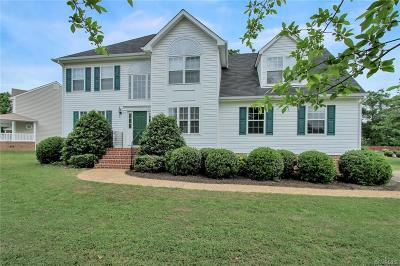 Chesterfield County Single Family Home For Sale: 14016 Rockbasket Turn